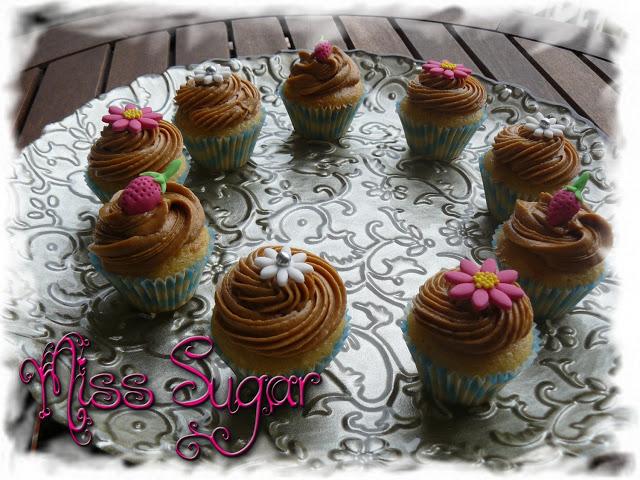 Cupcakes de Crema de Orujo Panizo
