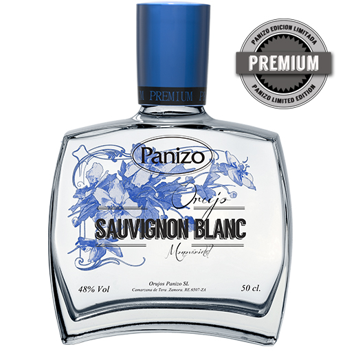 Monovarietal de Orujo Sauvignon Blanc